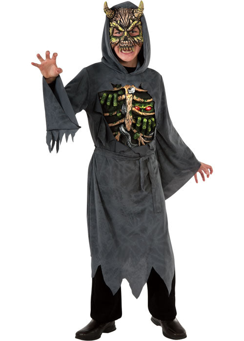 Midnight Creeper Boys Zombie Costume