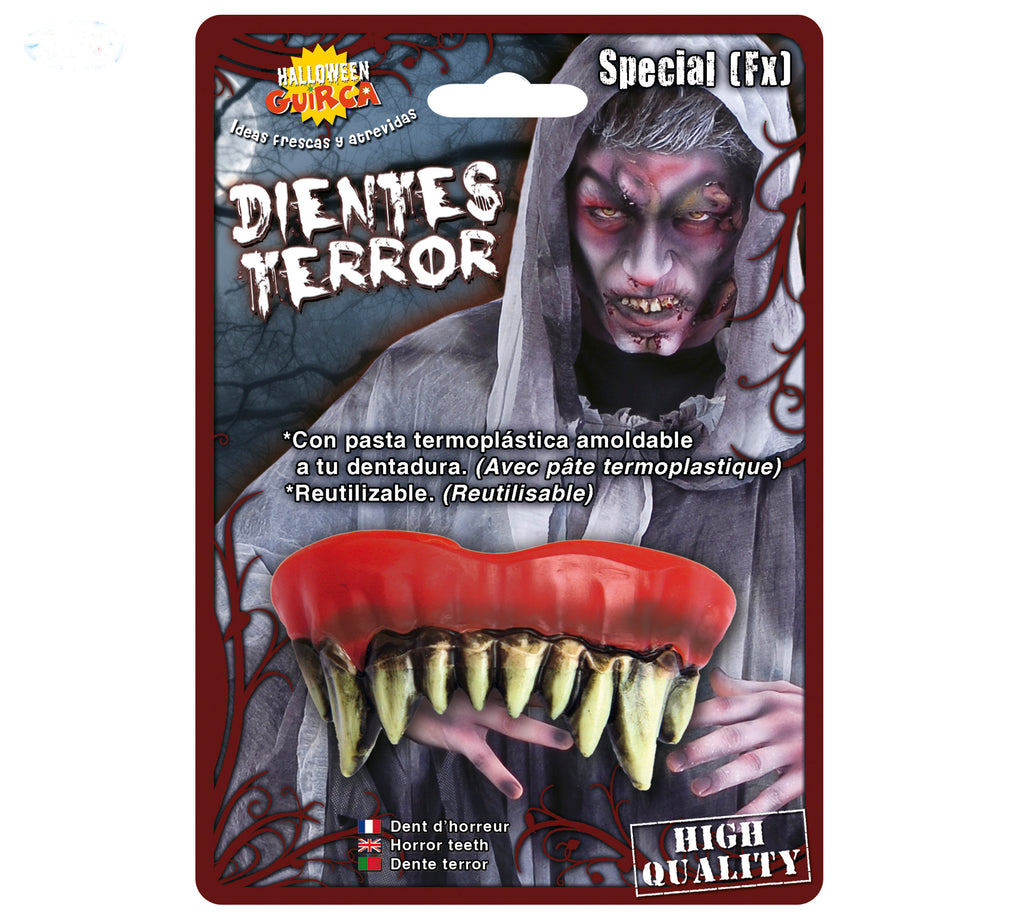 Monster Teeth Thermoplastic