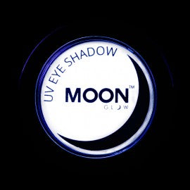 Moon Glow 3.5g UV Neon Eye Shadow White