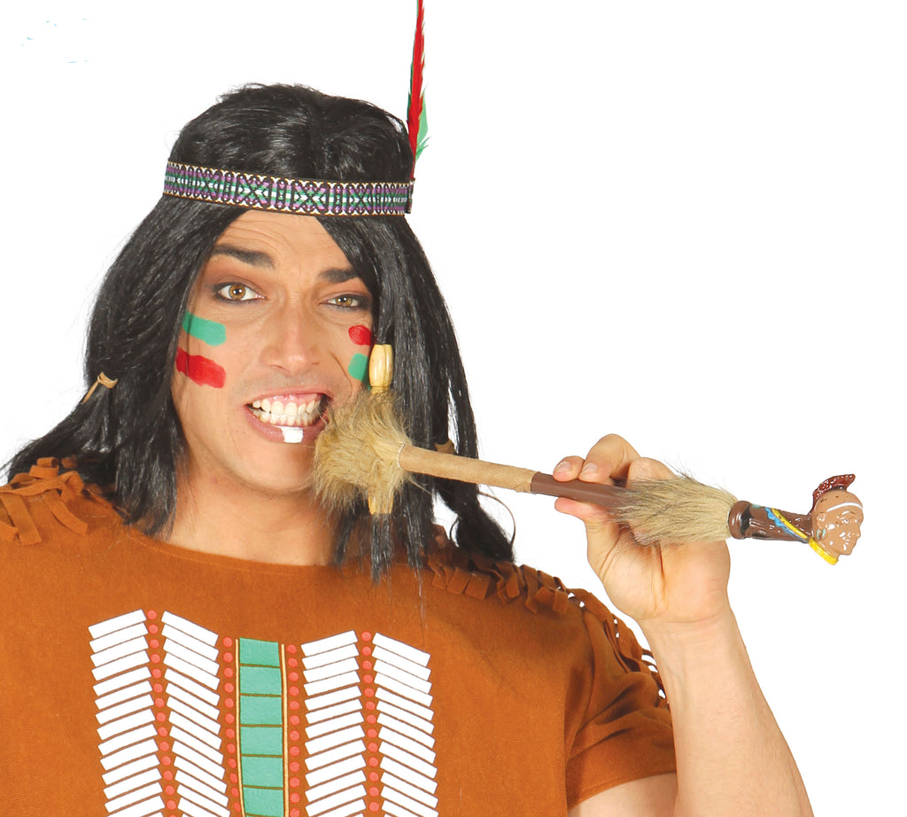 Native American Indian Pipe Fancy Dress
