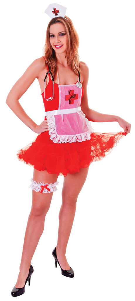 Naughty Nurse costume Kit