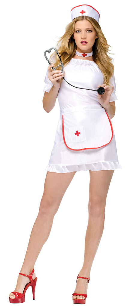 adult Nurse Nightingale Costume