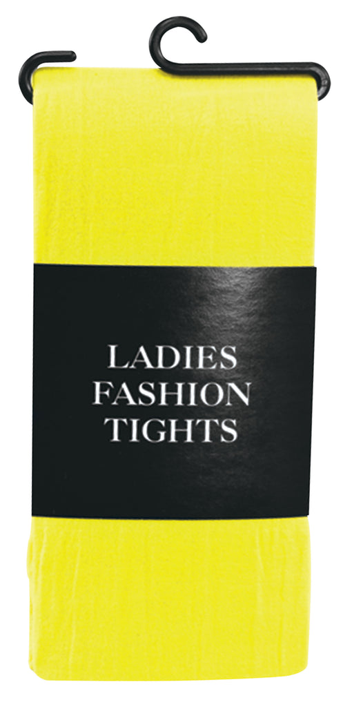 Opaque Tights Yellow