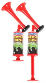 Hand held loud Supporters Air Horn Pump