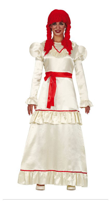 Possessed Doll Annabelle Conjuring Adult Costume