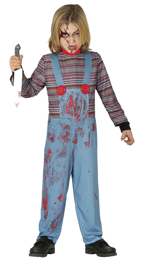 Possessed Doll Boys Costume