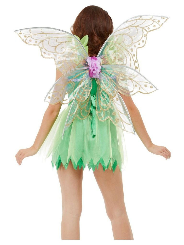 Pretty Pixie Purple and Iridescent Fairy Wings