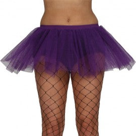 Purple Tulle Tutu