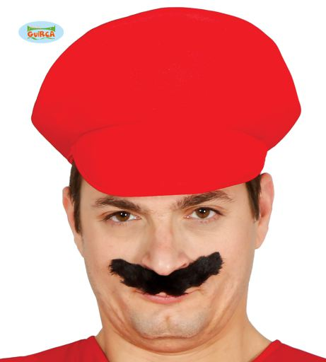 Red Plumber Hat