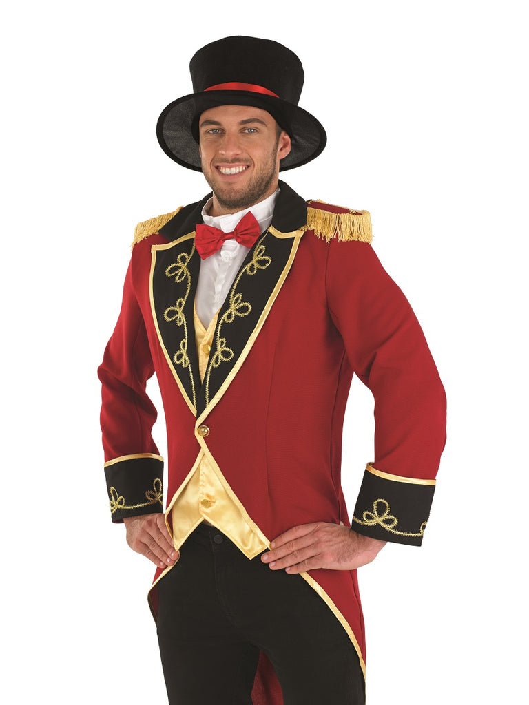 Men's Ringmaster Fancy Dress outfit