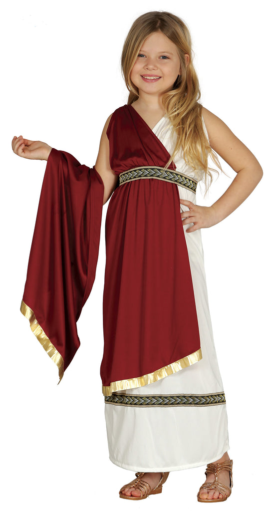 Roman Girl Child Costume