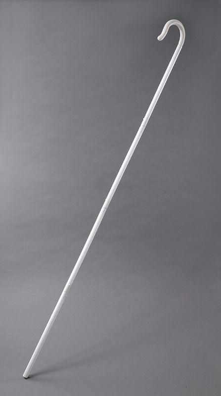 Shepherd's Crook or Staff White