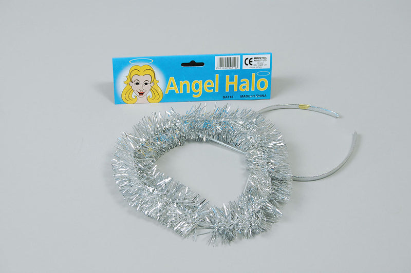 Silver Angel Halo