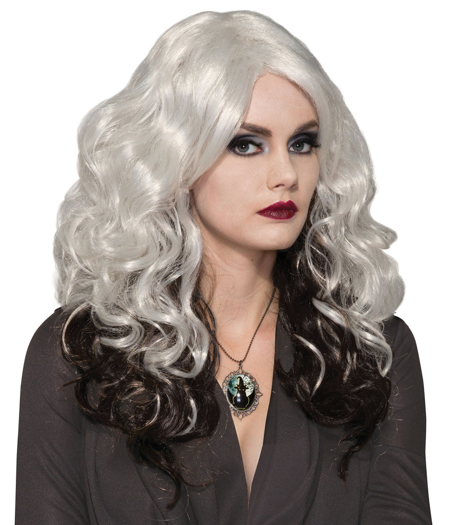 Silver Cast Wig Ladies