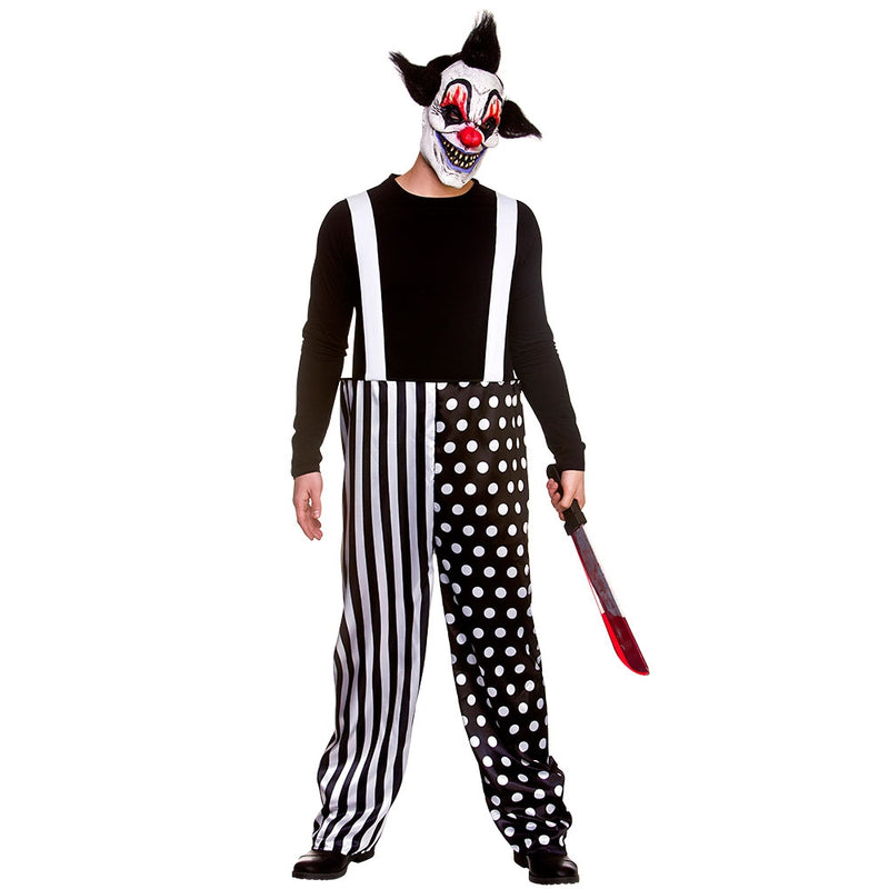 Sinister Clown Adult Costume