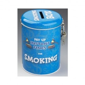 Instant Fines Pay Up Tin Smoking Funny Gift