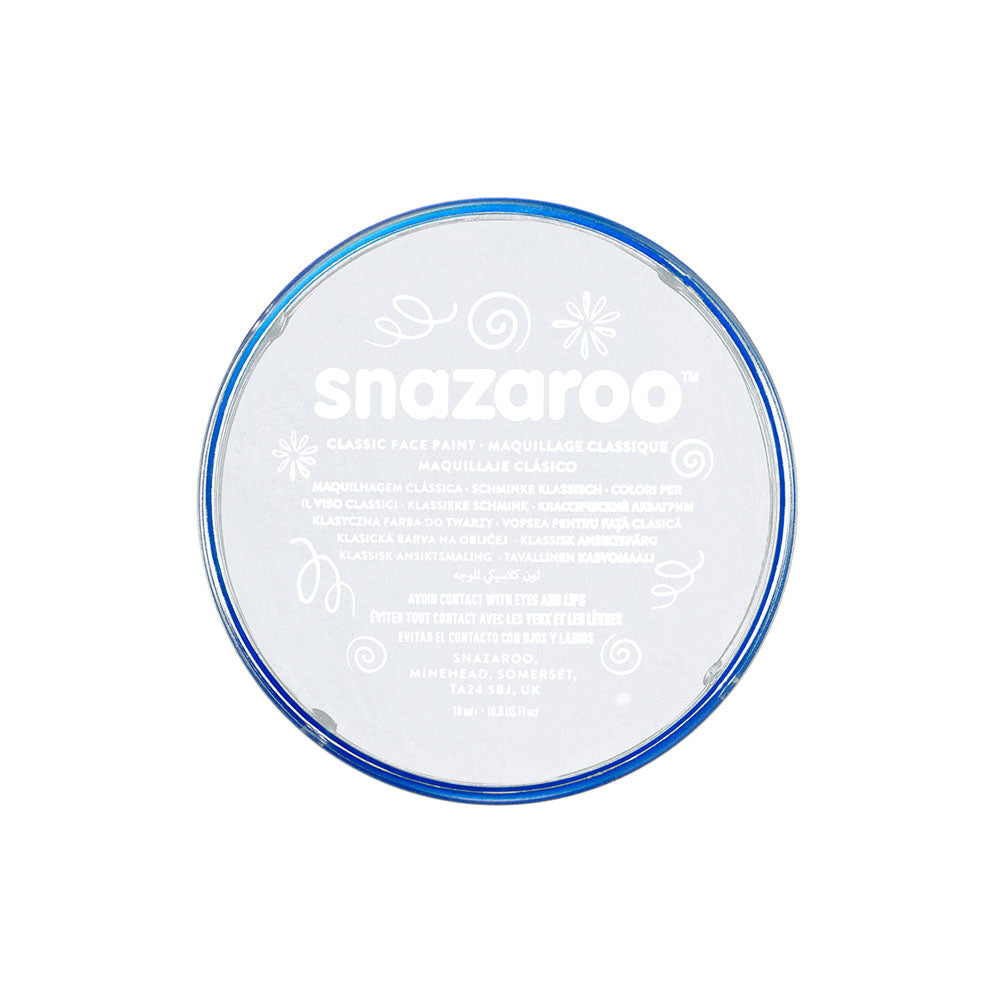 Snazaroo Face And Body Paint White