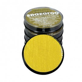 Snazaroo Face And Body Paint Metallic Gold