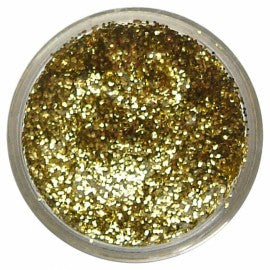 Snazaroo Yellow Gold Glitter Gel