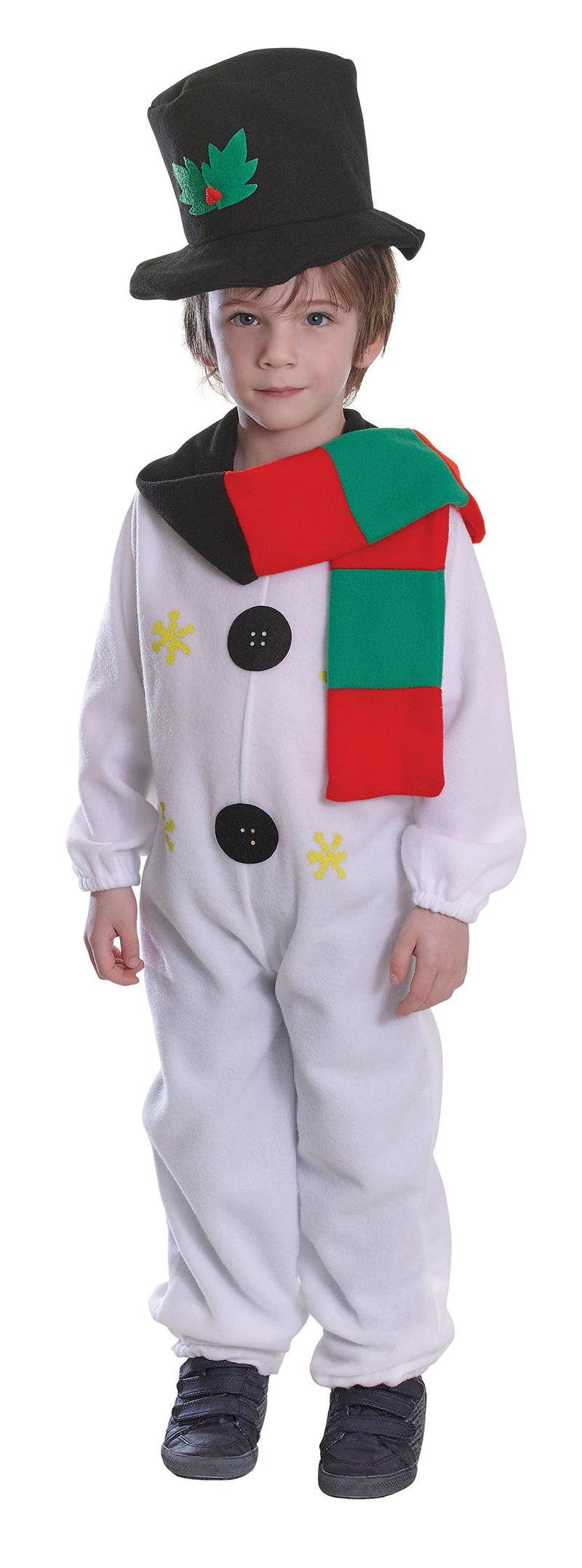 Snowman costume for boys