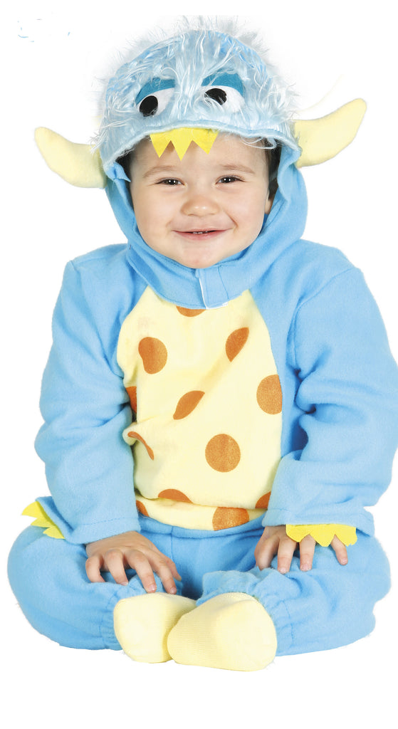 Beam your little one up in this cute childrens Blue Space Monster Toddler Costume.