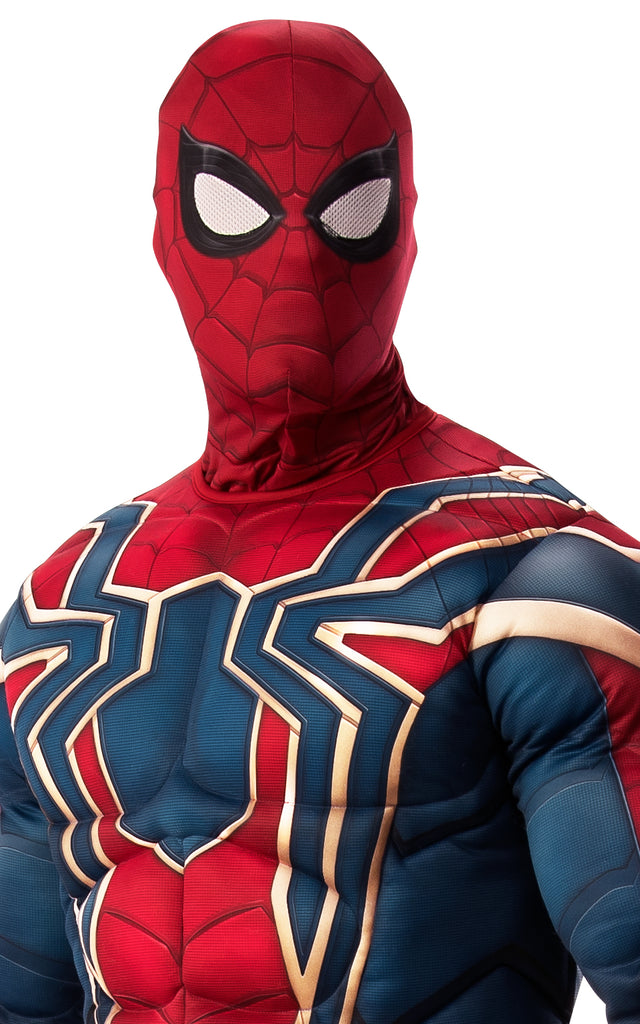 Spider-Man Iron Spider Infinity War suit adult.