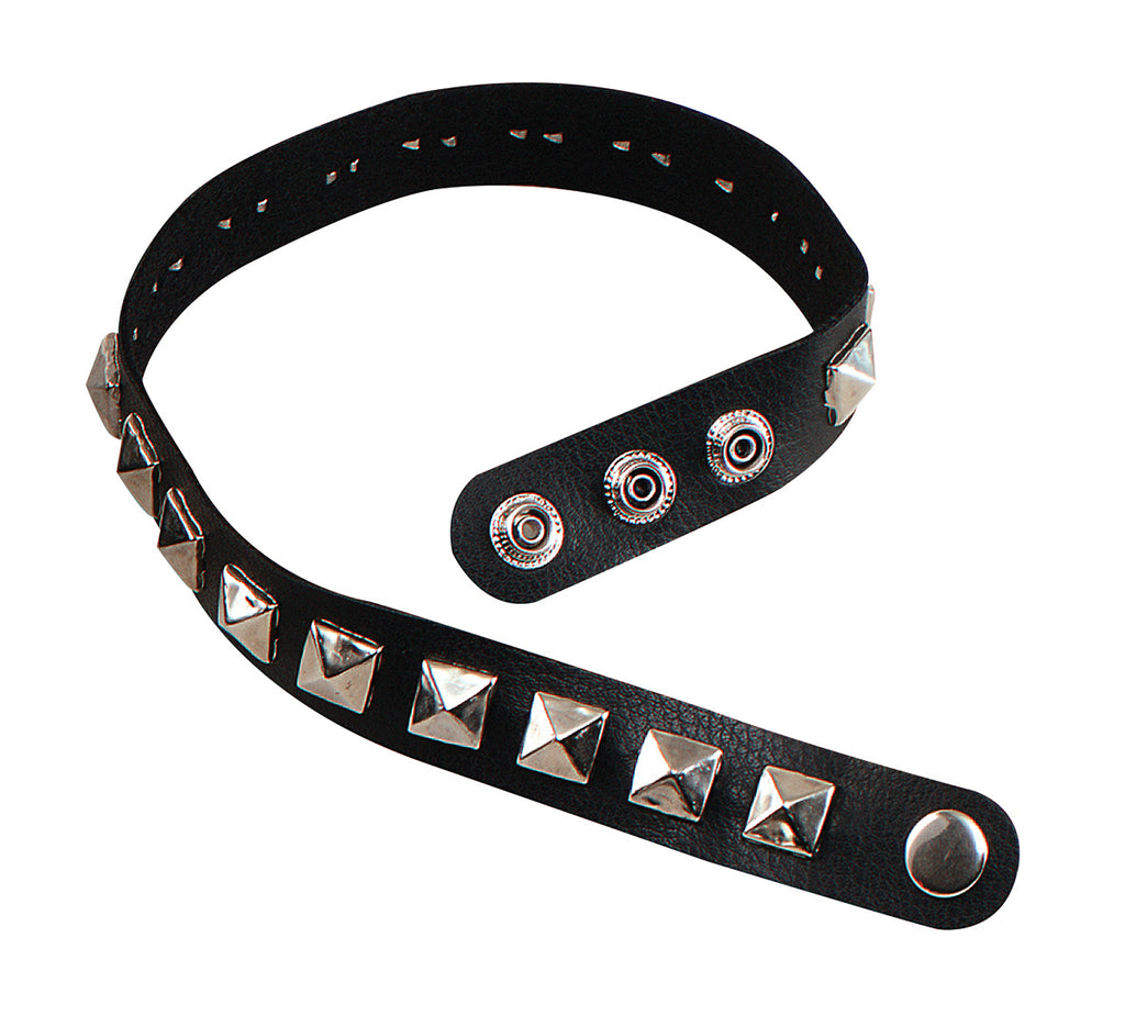 Studded Choker for punk fancy dress