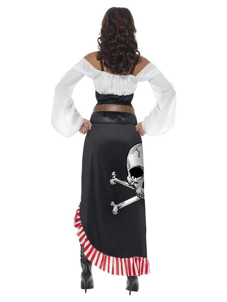 Sultry Swashbuckler Costume Ladies