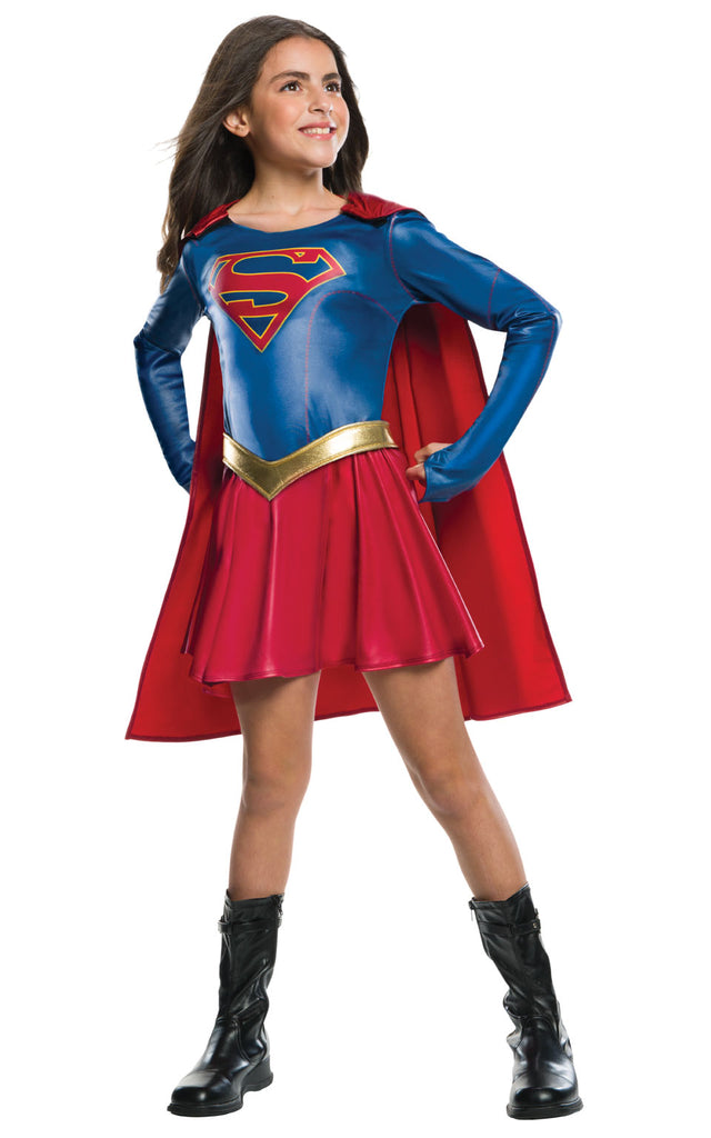 Supergirl TV Series Costume Child