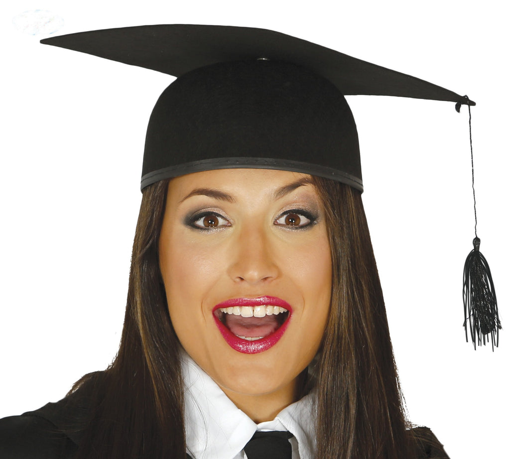 Teacher's Mortar Board Graduation Hat