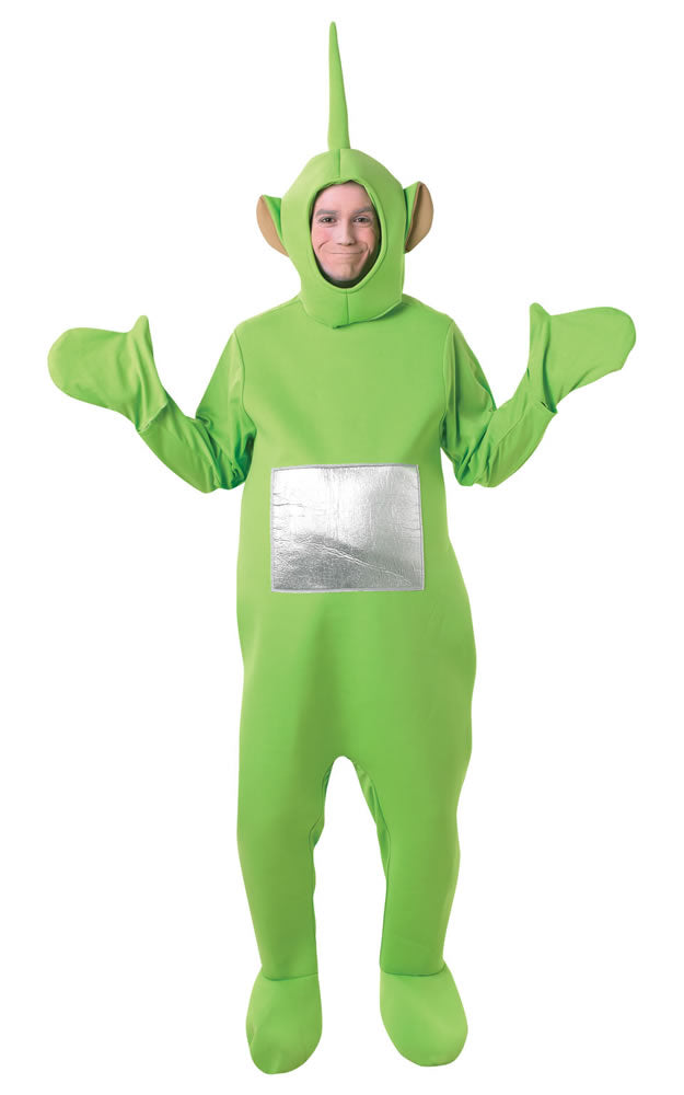 Teletubbies Dipsy fancy dress Costume.