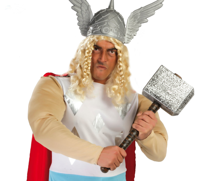 Thor Viking Hammer for fancy dress costume.