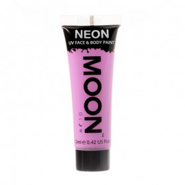 Moon Glow 12ml Pastel Neon Face Paint Lilac