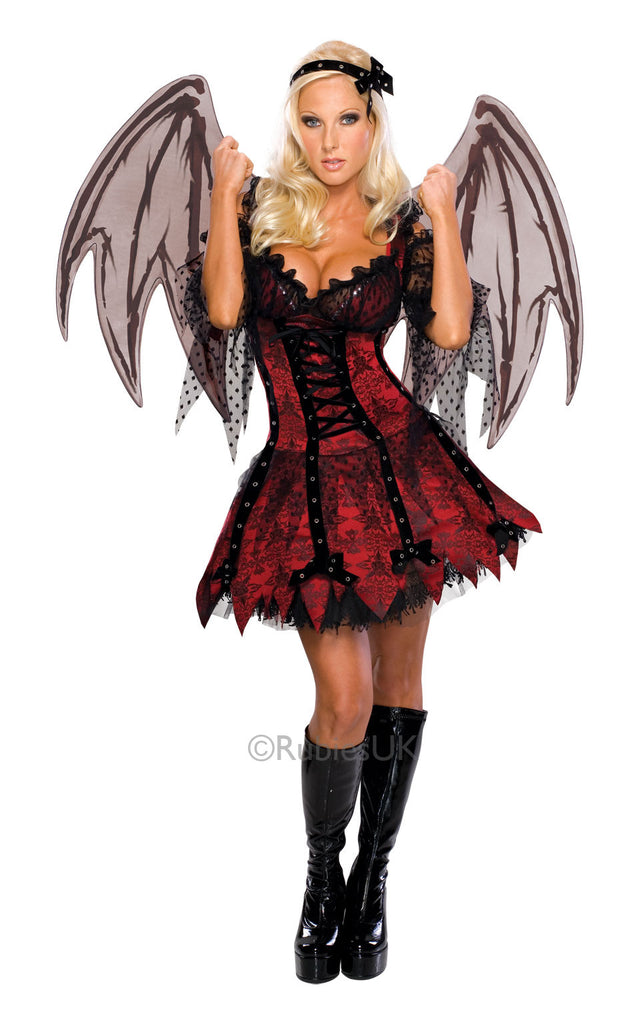 Vampire Fairy Costume Ladies