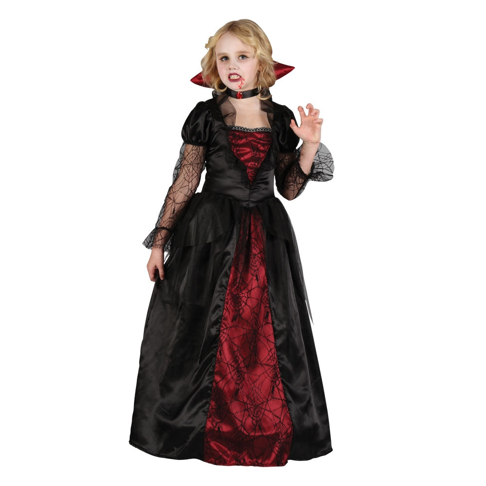 Vampire Princess Costume Girls