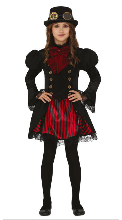 Gothic Victorian  Costume Girl