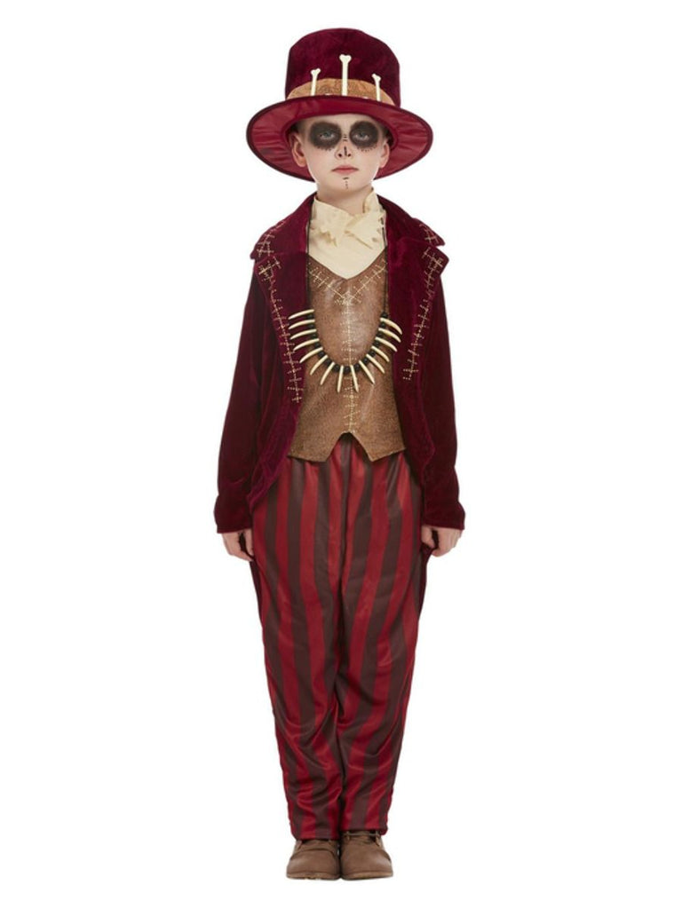 Voodoo Witch Doctor dress up outfit Boys