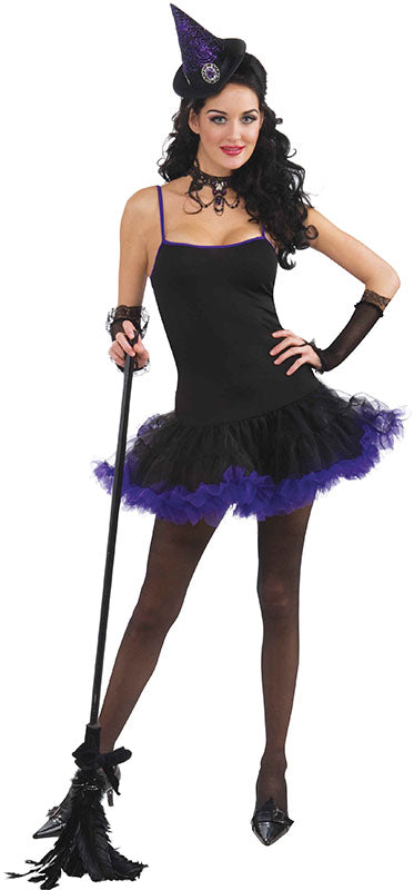 Wild N' Witchy Halloween Witch Fancy Dress Costume