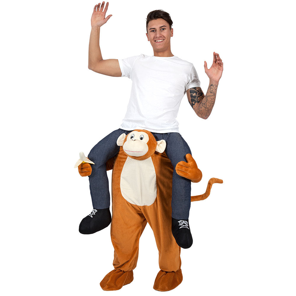 Carry-Me monkey Costume