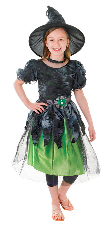 girls Mysteria the witch fancy dress costume