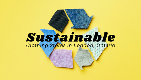 sustainable clothing stores london ontario