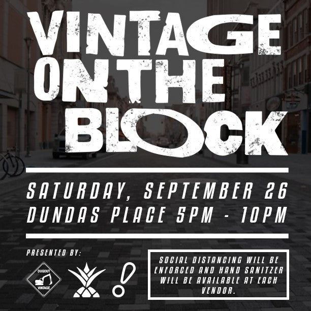 vintage on the block london ontario