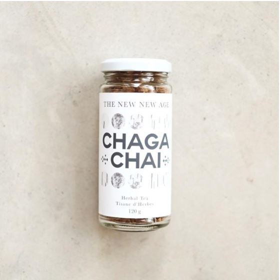 THE NEW NEW AGE Chaga Chai
