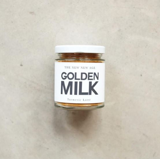 THE NEW NEW AGE Golden Milk