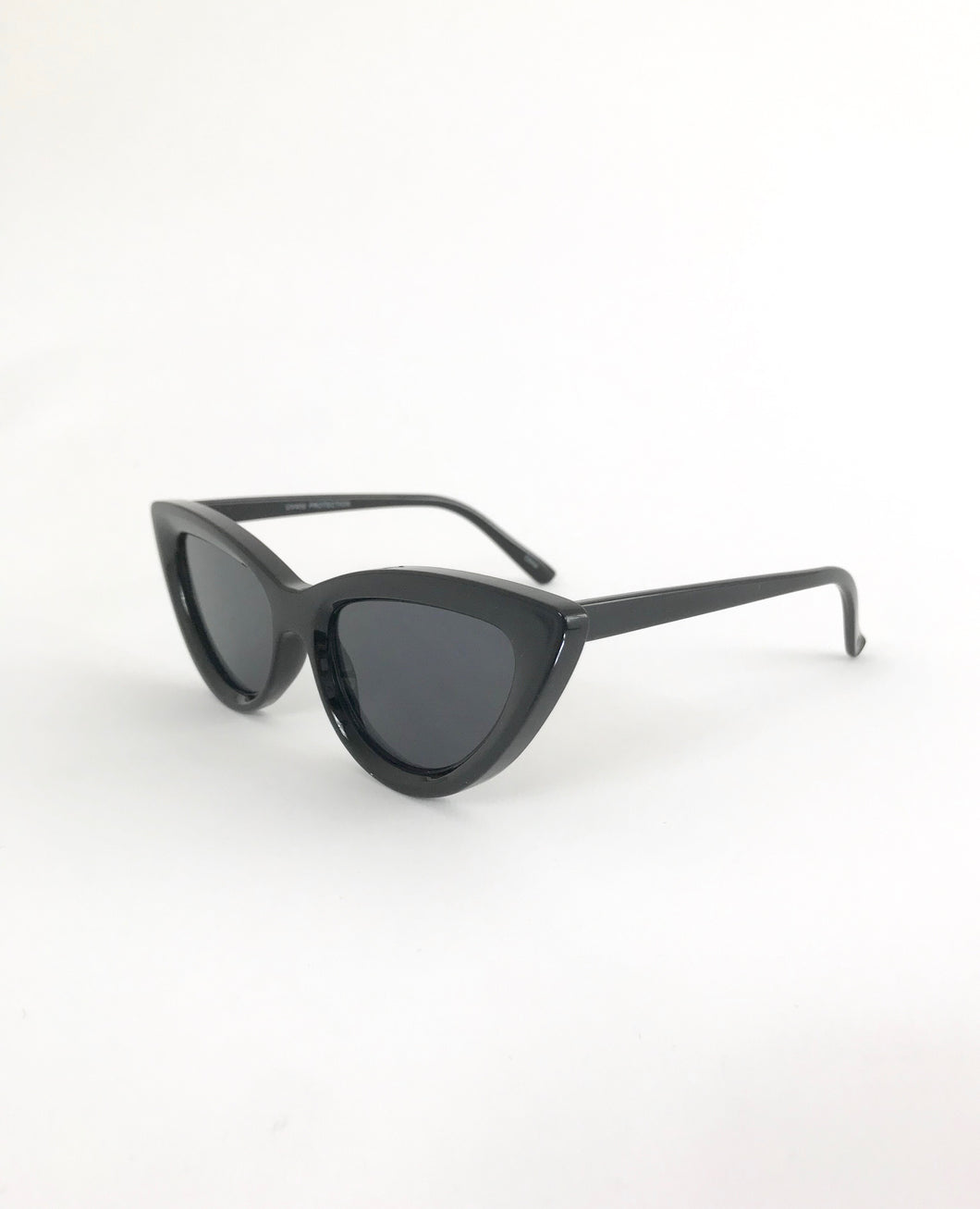 Plastic Cateye Sunglasses