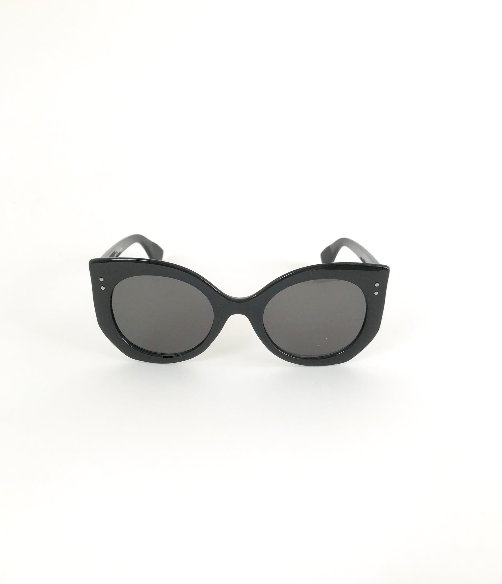 Plastic Oversized Sunglasses