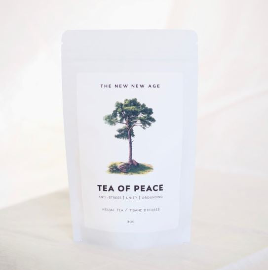 THE NEW NEW AGE Tea Of Peace