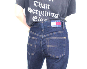 Dark Wash Tommy Jeans