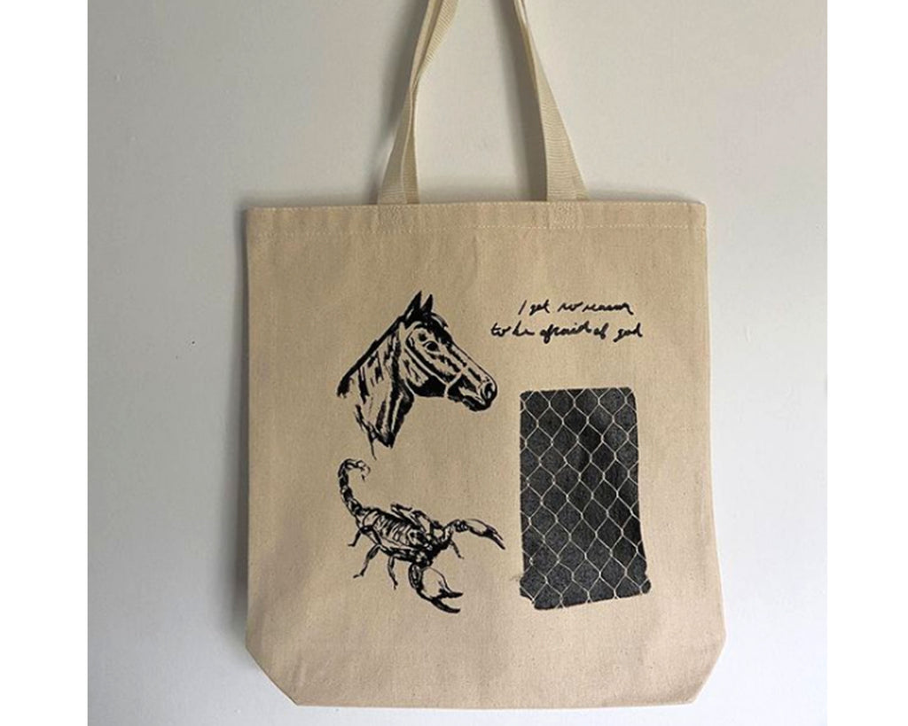 All the Pretty Horses Totebag