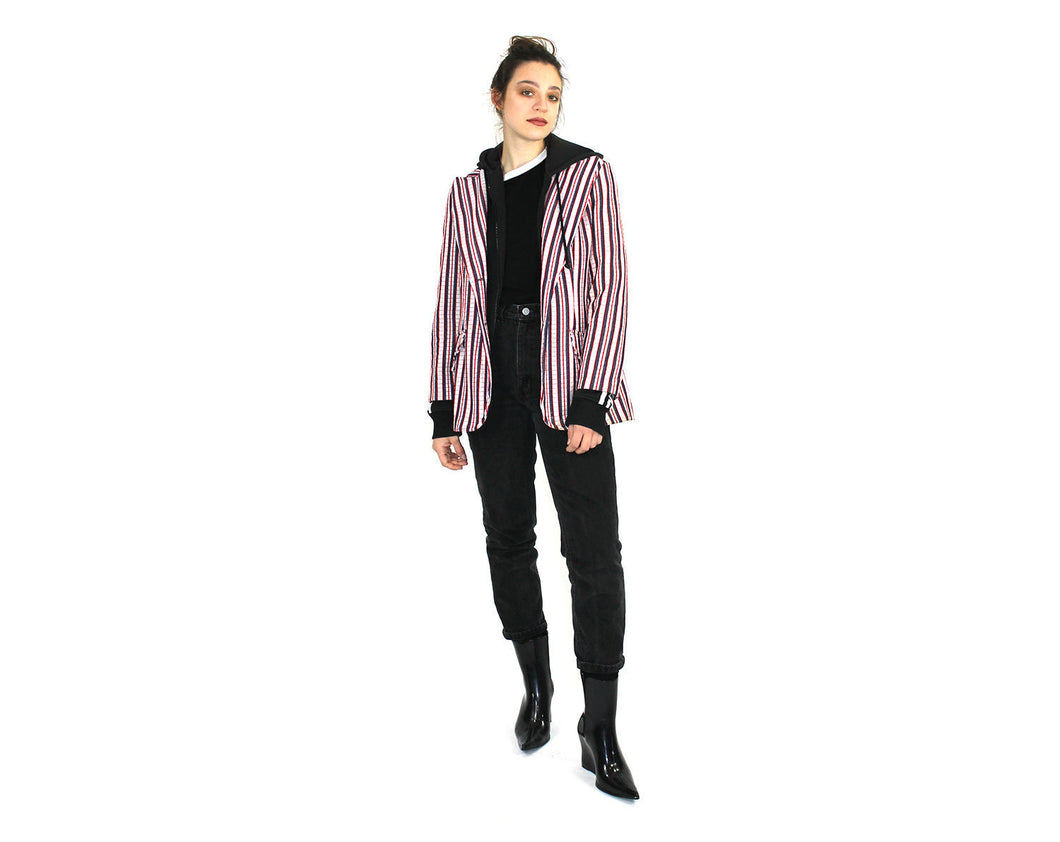 70s Striped Blazer